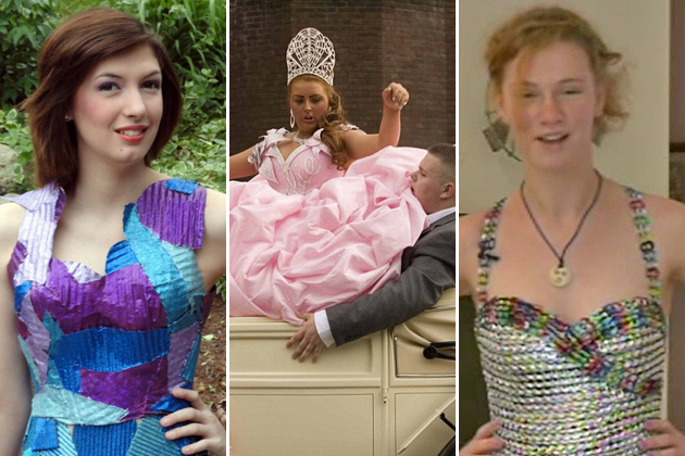 6 Wackiest Prom Dresses Actually Worn to Prom – Guess What They\'re ...